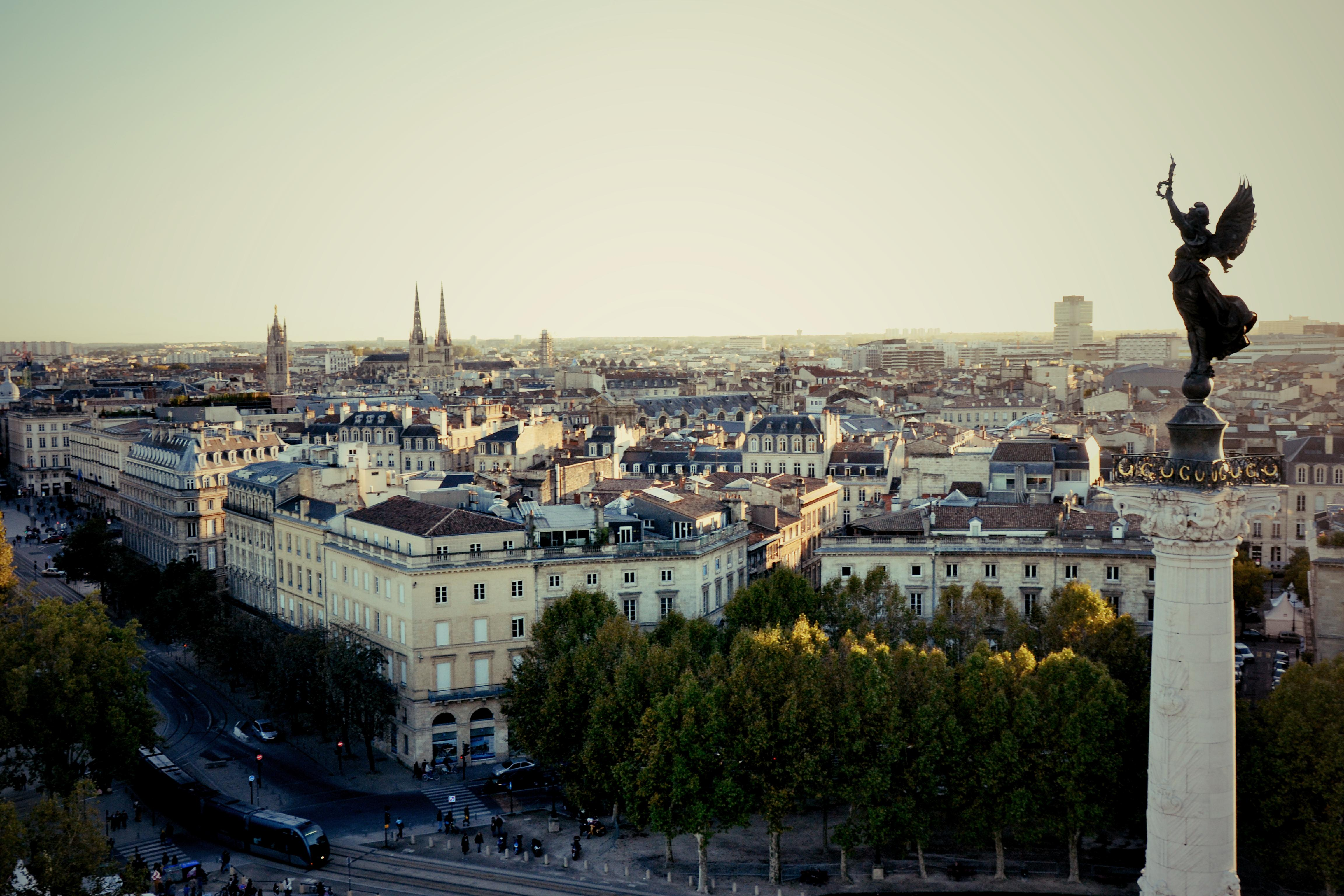 bordeaux paysage - Photo